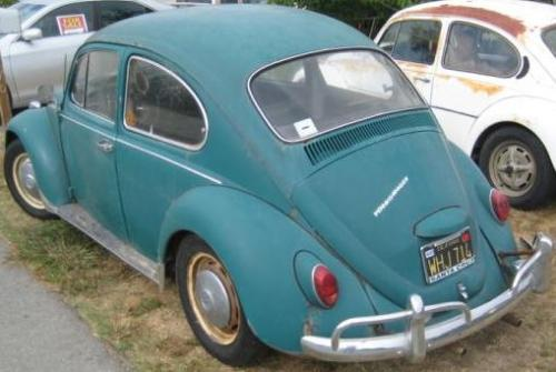 For Sale (Parting Ways)  —  L518 Java Green '67 Beetle