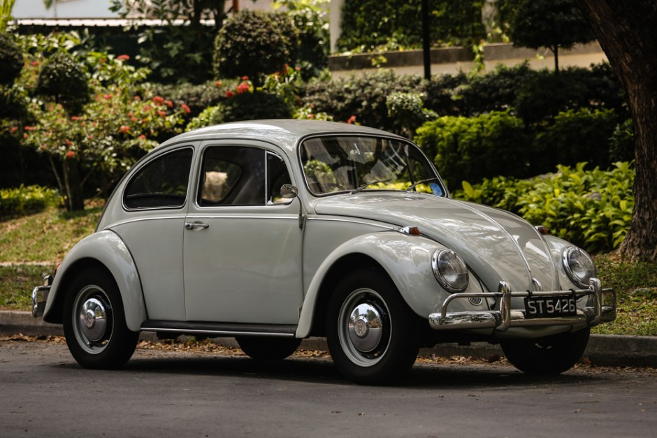 Featured '67 Beetle — Kenneth Yeo