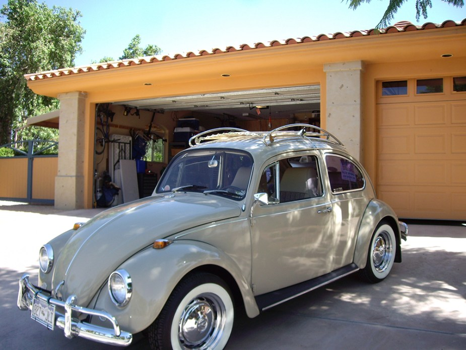 Featured '67 Beetle — Chuck Conselyea