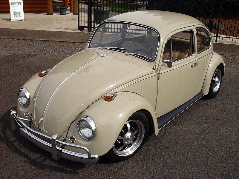 L620 Savanna Beige '67 Beetle