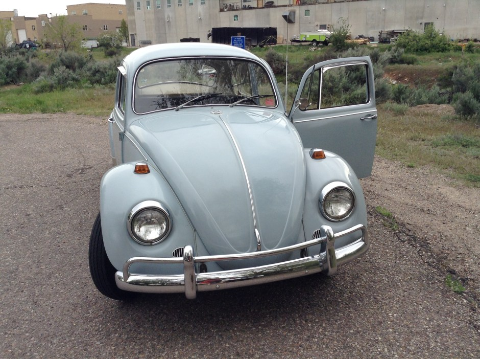 Featured '67 Beetle — Becky Koski