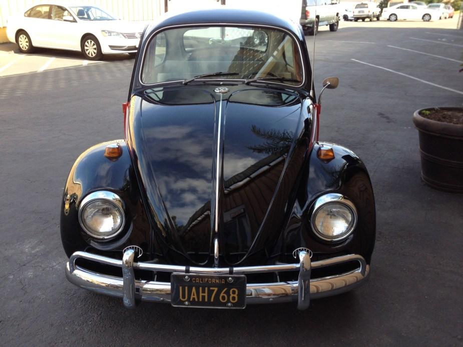 Ken Relethford's '67 Beetle