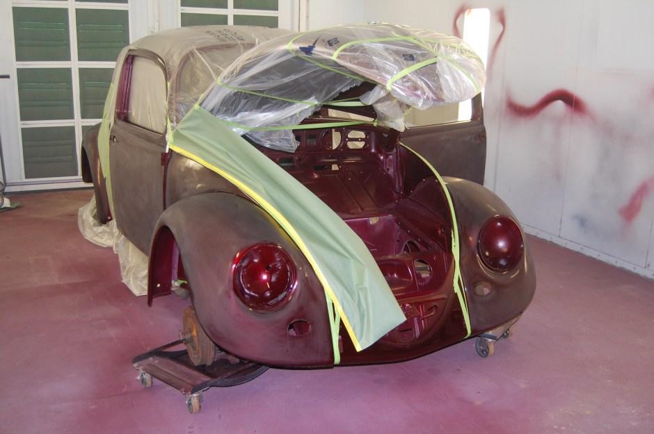Kim Lawson's '67 Beetle