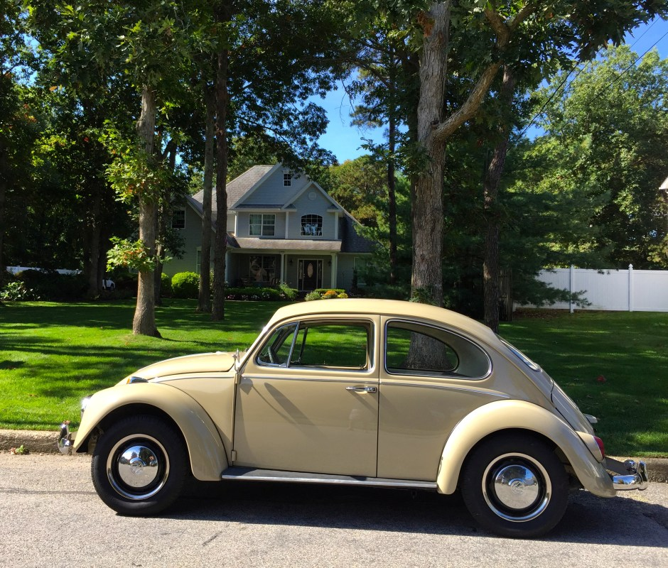 Sean Hart's L620 Savanna Beige '67 Beetle
