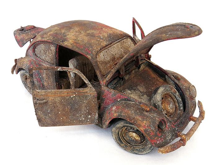 Randy Chow's Barn Find '67 Beetle