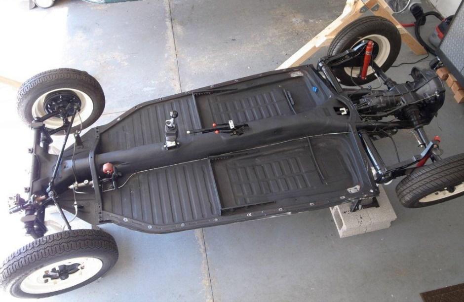 Vintage Volkswagen — Pan Off