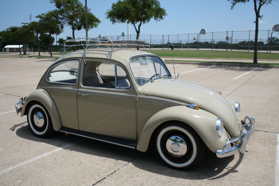 FOR SALE – '67 Beetle Hubcaps