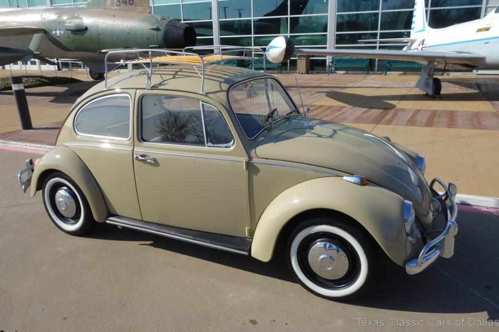 For Sale – L620 Savanna Beige \'67 Beetle | 1967 VW Beetle