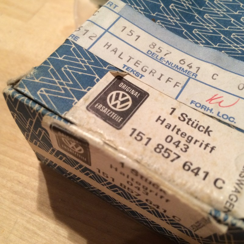 Original German Parts
