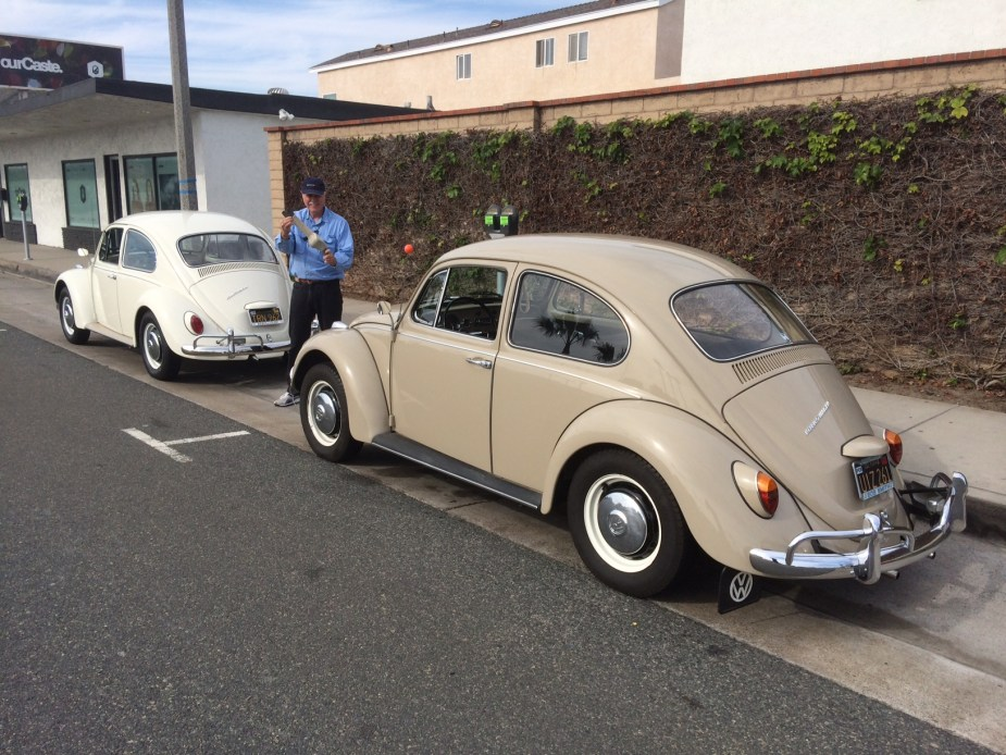 Connecting '67 Beetle Owners
