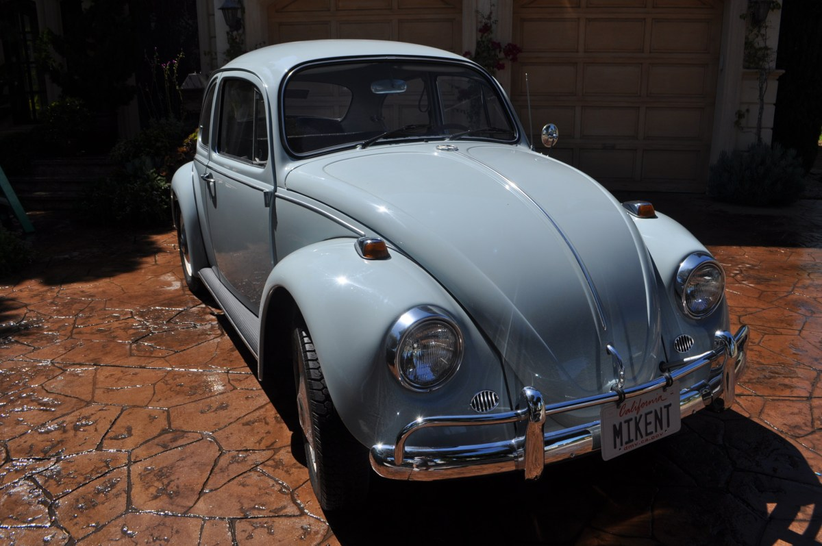 FOR SALE – L639 Zenith Blue '67 Beetle