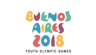 Logo Juegos Olimpicos De La Juventud Buenos Aires 2018 Natacion