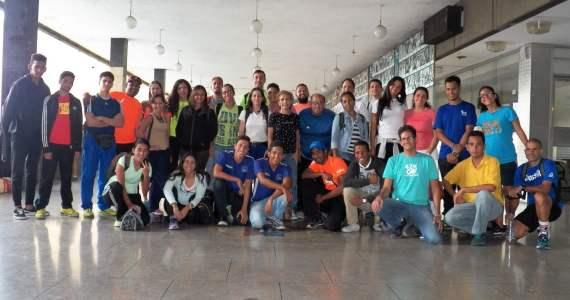 CertificacionInstructor de Natacion YMCA de Caracas