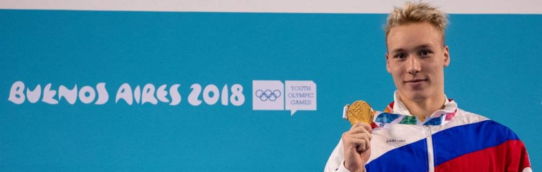 Andrei Minakov JOG Buenos Aires 2018