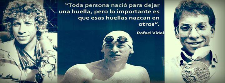 Rafael Vidal Natacion 12 febrero dia del nadador por Roberto Muñoz