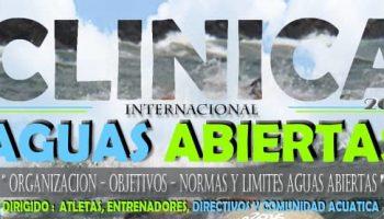 Clinica Internacional de Natacion Aguas Abiertas