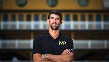 Phelps gana premio por defensa de la salud mental