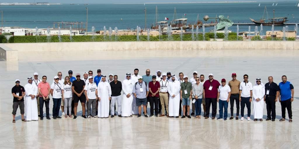 Qatar reemplazará a San Diego como anfitrión de los Juegos Mundiales de Playa ANOC 2019
