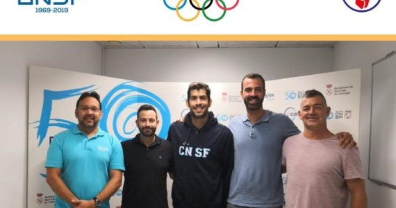El Sant Feliu ficha a los olímpicos venezolanos Cristian Quintero y Crox Acuña
