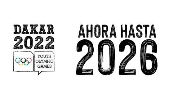Juegos Olímpicos de la Juventud Dakar 2022 pospuestos hasta 2026