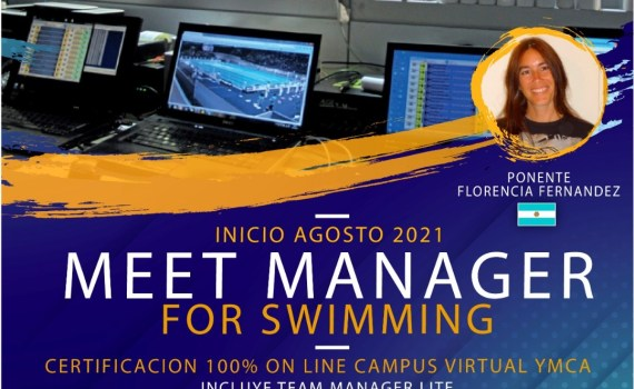Curso Meet Managerfor Swimming