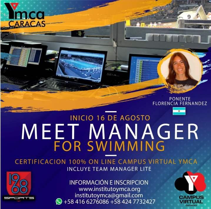 Curso Meet Manager 8.0