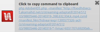 Lien à cliquer HDS