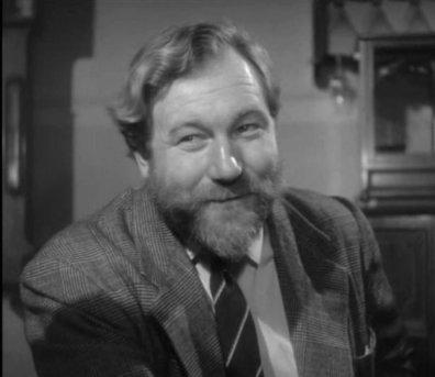 James Robertson Justice (PD)