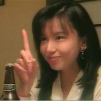 1993年(平成5年)サントリービール・ダイナミックCM「それがあなたのいいところ」山口智子・赤井英和