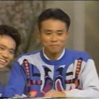 1993年(平成5年)ニュースステーションにダウンタウンが出演!飯村アナと浜ちゃんが似ている件で