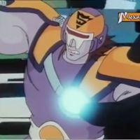 1986年(昭和61年)「剛Q超児イッキマン」走者の心臓の位置にボールをタッチするとアウトという格闘野球アニメ