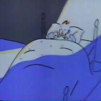 中学生・高校生時代「日本防火協会のCM」♪おやすみママ おやすみパパ もう眠たくて お休みのキッスもできないよ♪