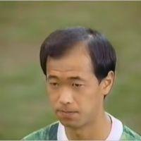 1993年(平成5年)「ヴェルディ川崎・鋤柄 昌宏」♪男はオオカミ~生きてる限り雄神♪アートネイチャーのCMに出演で一躍時の人に