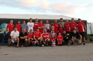 KMS North America Racing Team
