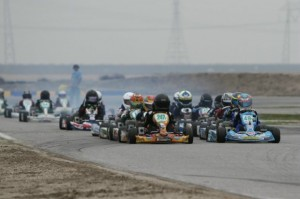 TaG Cadet welcomed record numbers with newcomer Jonathan Shone (49) earning the feature win (Photo: dromophotos.com)
