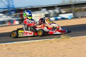 Louie Pagano (Photo: Sean Buur - Go Racing Magazine)