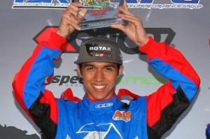 Phil DeLaO (Photo: Sean Buur - Go Racing Magazine)
