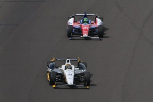 Sunday, Newgarden and Daly will do battle in the 97th running of the Indianapolis 500 (Photo: Michael Burrell)