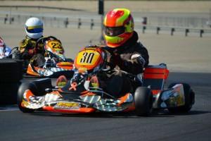Ari Baquet was victorious in the Spec PRD Senior Pilot class (Photo: Joe Stalker - LAKC)
