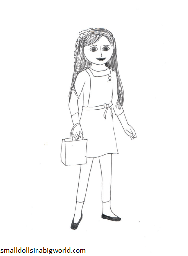Grace Coloring Page 1