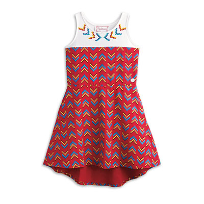 Kaya dress for girls