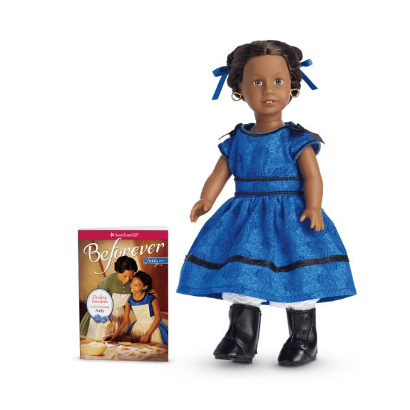 Addy mini doll