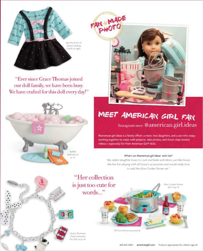 American Girl Ideas