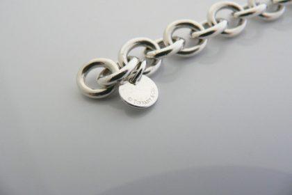 Real Tiffany Chain and Tag