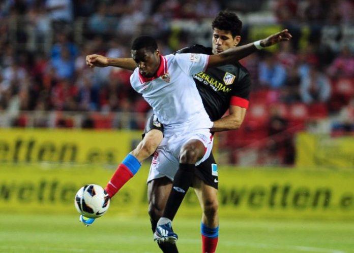 kondogbia jugadores del Sevilla FC