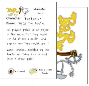 Character Card Example
