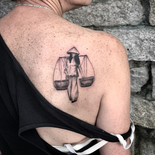 4 best tattoo location on body to begin with