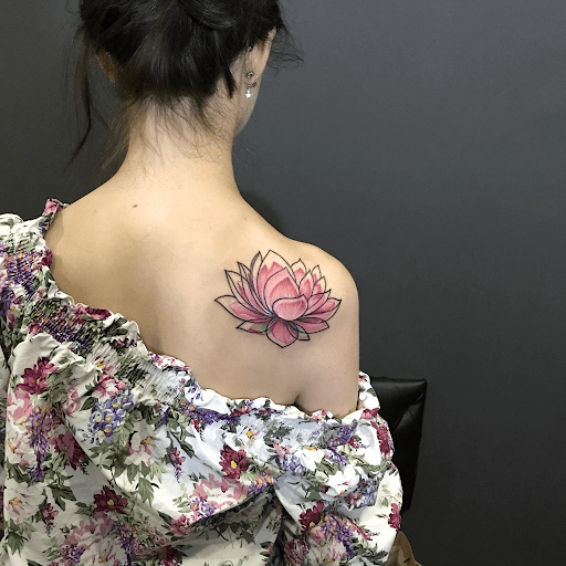 Getting to know the lotus flower tattoo meaning