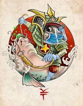 1984 tattoo & piercing studio - vững vàng cùng niềm tin việt nam