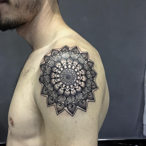 Mandala tattoos – meaning and design